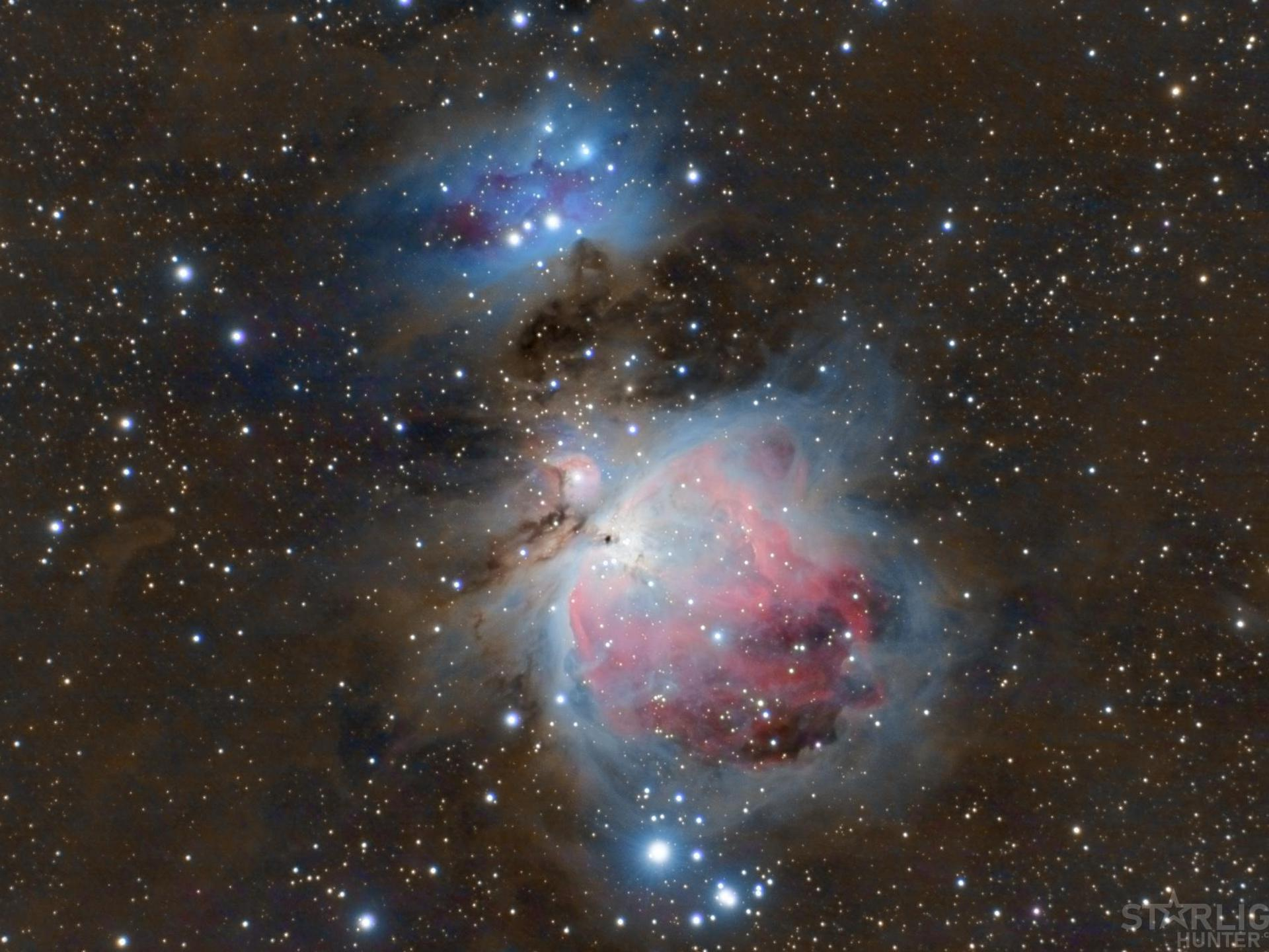 Gran Nebulosa de Orión M42