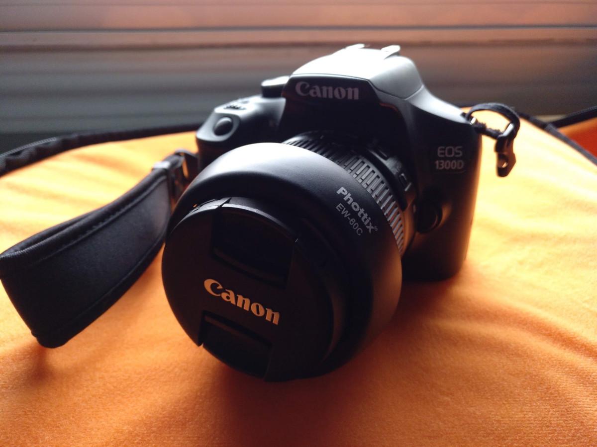 Cámara Canon 4000D