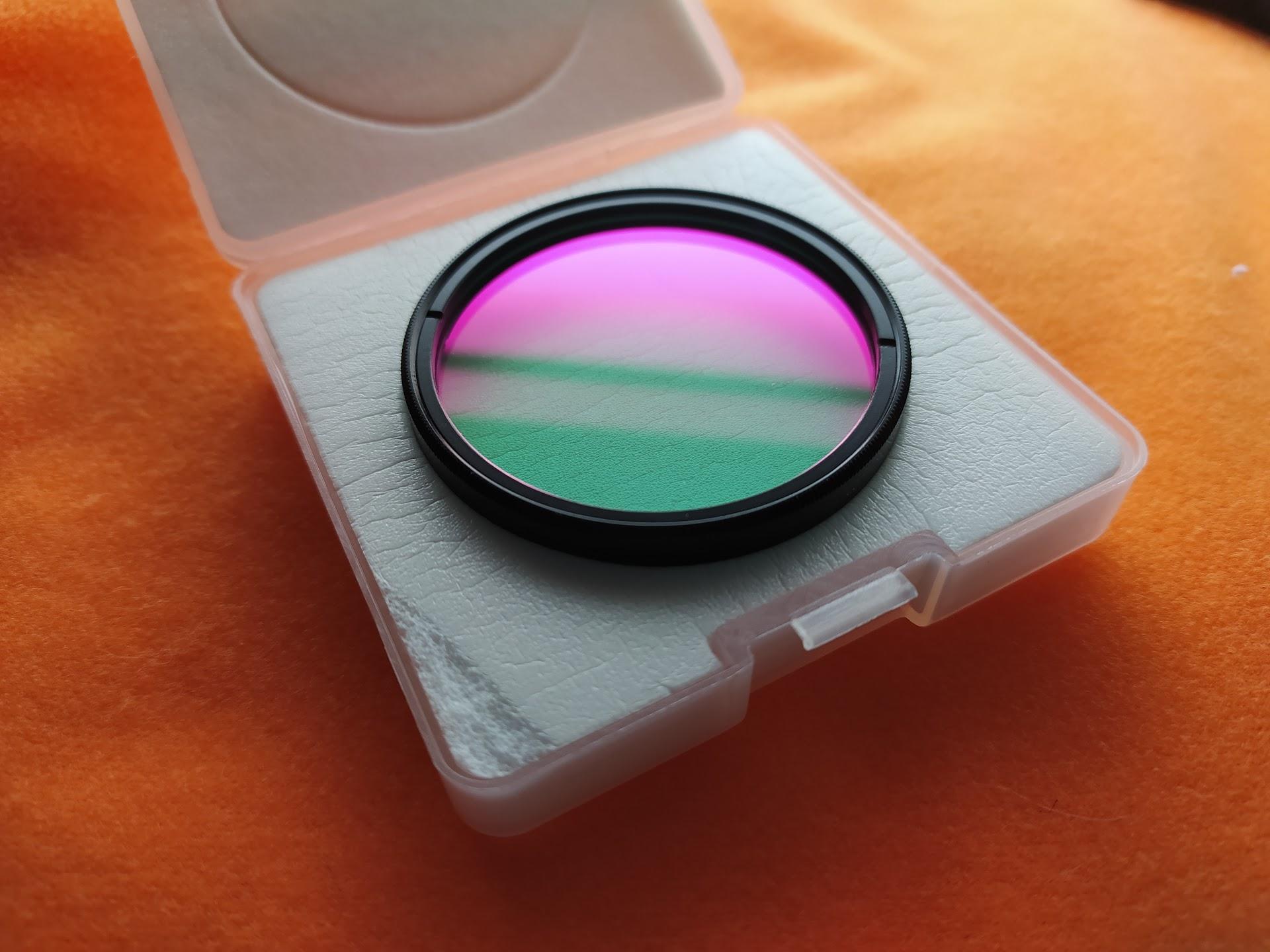 Svbony astronomical filter
