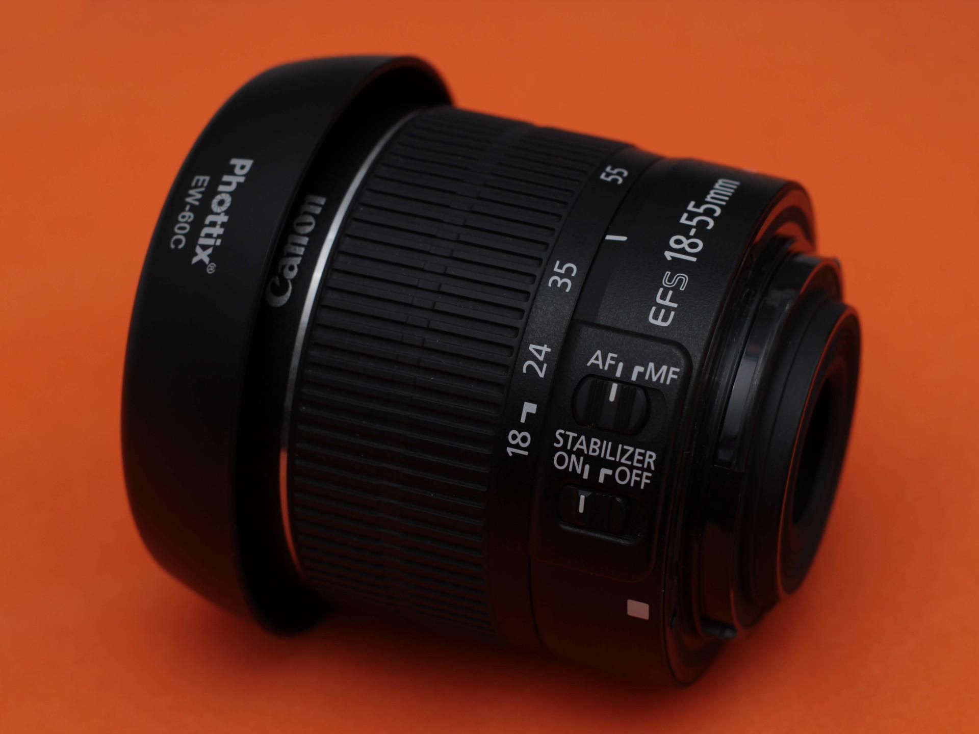Canon 18-55 f3.5-5.6