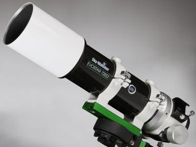 My first telescope for astrophotography - Skywatcher 72ED